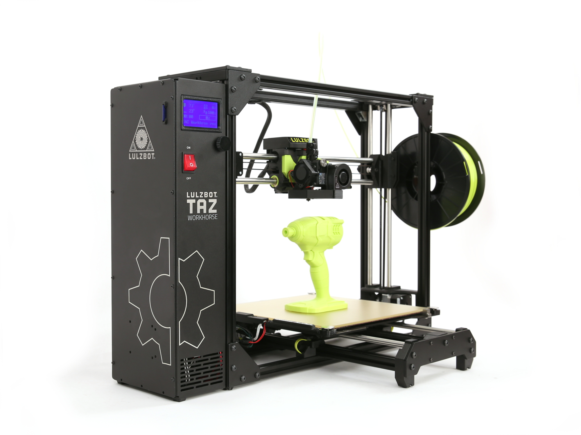 Lulzbot Workhorse Edition