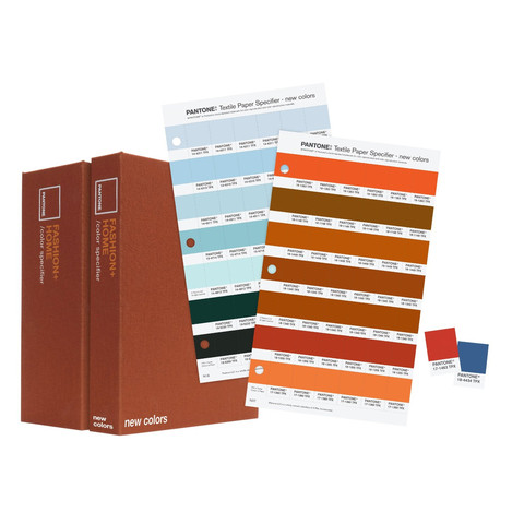 Pantone FBP120 Fashion Home/Color Specifier