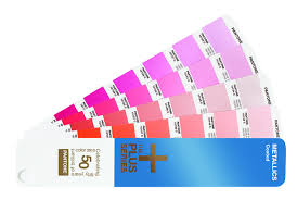 Pantone GG1407 Metallics Coated