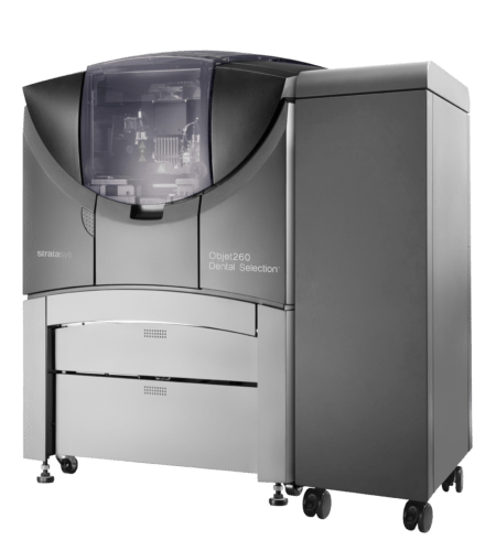 Stratasys Objet260 and Objet500 Dental Selection