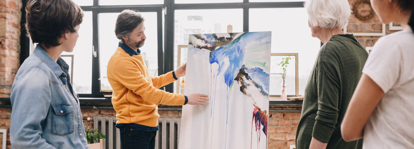 4 Things Artists Need to Know for Business Success